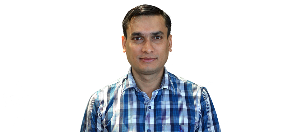 iFellow Profile: Anup Kumar Aryal