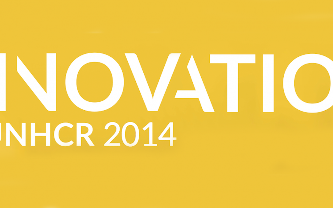 New report: Innovation at UNHCR 2014