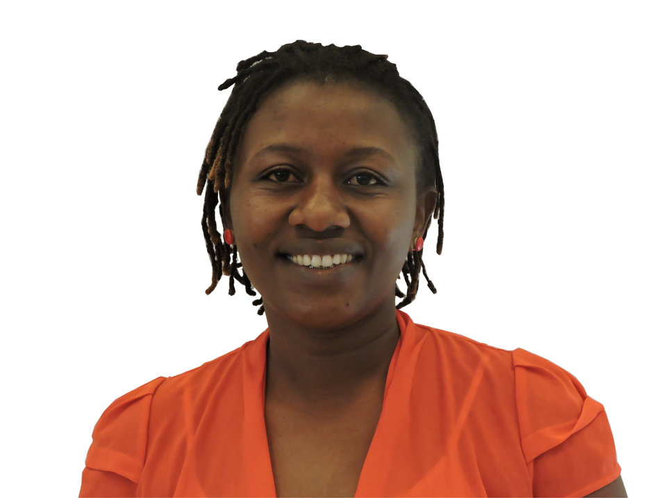 Photo of Innovation Fellow 2015 Caroline Mbui
