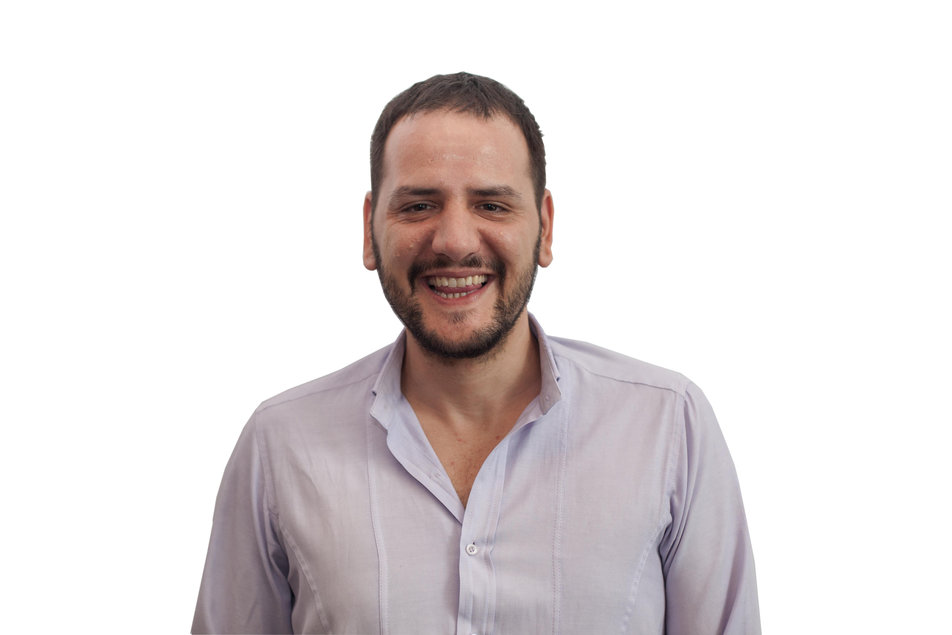 Photo of Innovation Fellow 2015 Ioannis Papachristodoulou