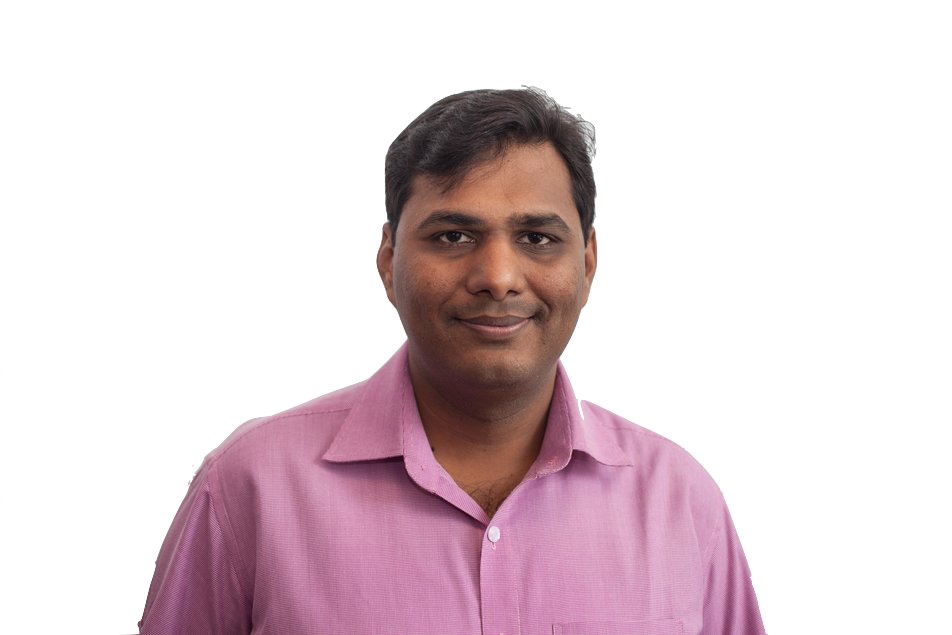 Photo of Innovation Fellow 2015 Pintu Agrawal