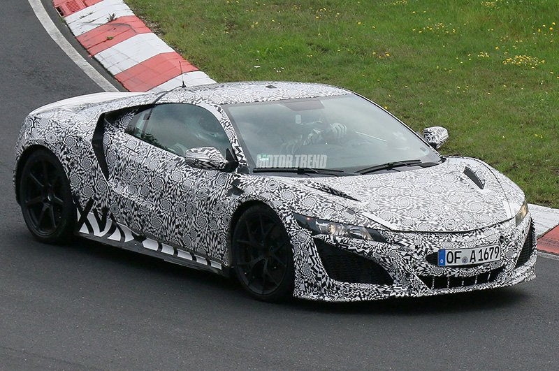 Acura-NSX-Prototype-Working