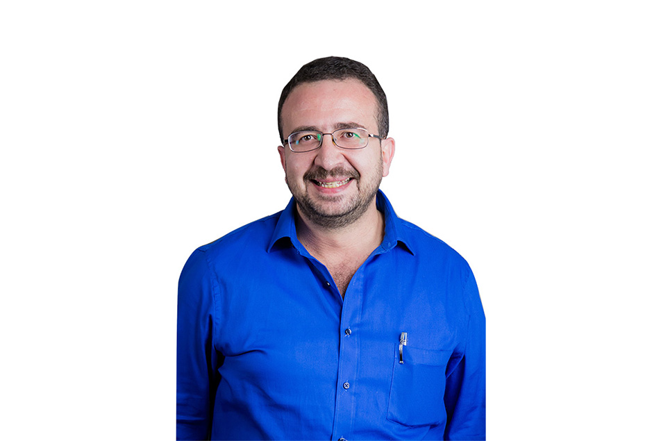Innovation Fellow Profile: Fadi Kronfli