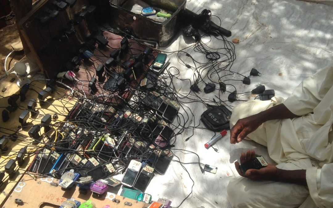 Diffa, Niger: An 'unexpectedly', diverse communications eco-system