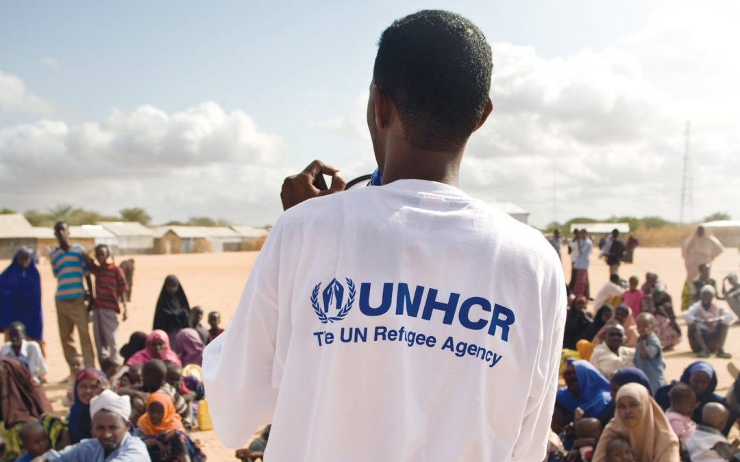 UNHCR launches Fund to drive innovation in operations