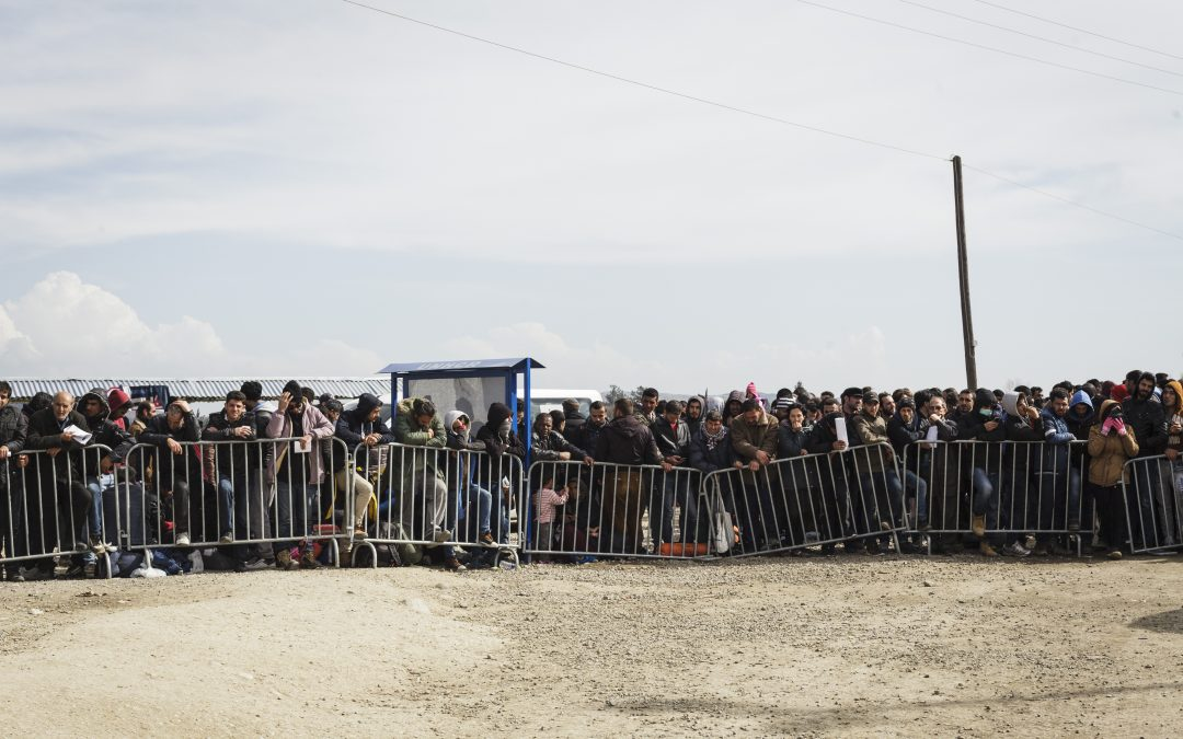 Migration, Mitigation and Maps: The predictive role of UNHCR's first Winter Cell