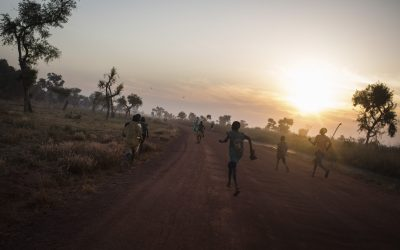 Why UNHCR is taking action on climate change displacement