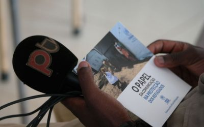 How UNHCR used creativity to improve journalistic accuracy and collaboration, one step at a time.