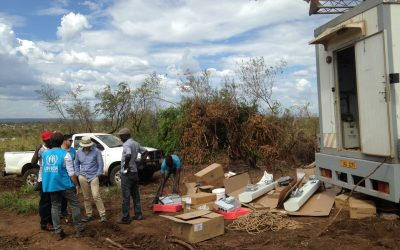 How to (re)build connection in displacement – Lessons from Uganda