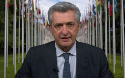 Statement by UN High Commissioner for Refugees, Filippo Grandi on World Refugee Day 2018