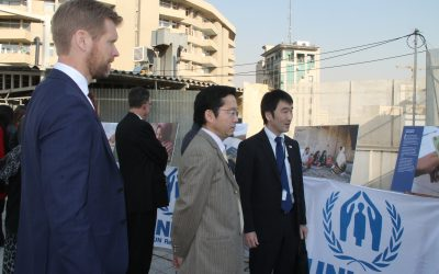 Cooperation with private sector results in launch of new publication; 'UNHCR Iran- in Photos'