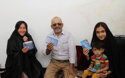 For refugees in need of medical care, Iran health-care programme is a lifesaver