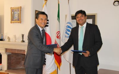 The Republic of Korea supports protection and humanitarian assistance to Afghan refugee girls in Iran
