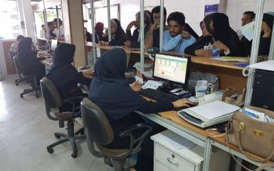 Pishkhan centres deliver high quality services to refugees for their health insurance