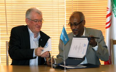 UNICEF and UNHCR Iran offices partner to assist Afghan refugees