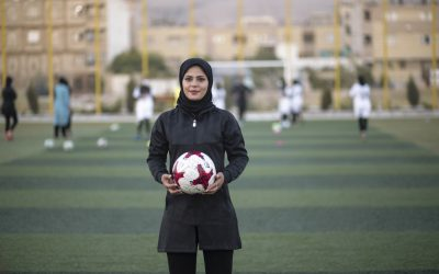 Nansen Refugee Award celebrates Afghan sports coach and youth counsellor in Iran as winner for the Asia region