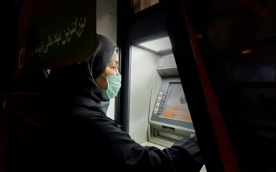 Iran policy change gives refugees access to banking services