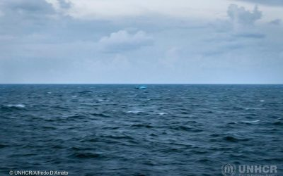 UNHCR concerned at new measures impacting rescue at sea in the Central Mediterranean