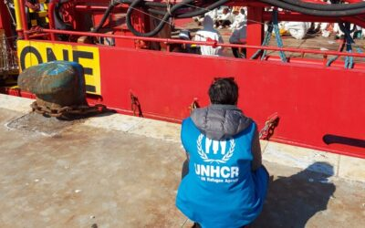 IOM and UNHCR: 41 dead in latest shipwreck demonstrates urgent need to strengthen Europe's search and rescue system