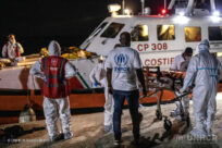 """Italian National Day of Remembrance and Reception.  IOM-UNHCR-UNICEF: """"Saving lives needs to remain a priority on the political agenda of the EU""""."""