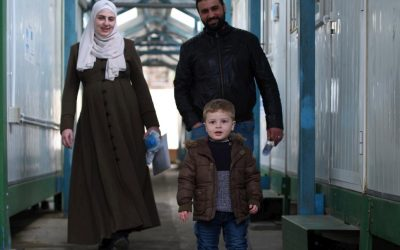 Syrian refugee aid plan launched as births in exile hit 1 million