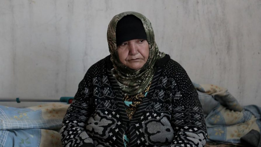 Supporting elderly Syrian refugees in Jordan