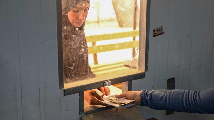 Press Release: UNHCR Jordan begins distribution of Cash Assistance to support refugees this winter