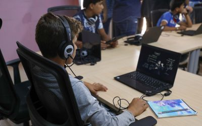 Investing in e-learning remains a priority for UNHCR Jordan
