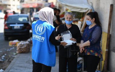 UNHCR continues to support refugees in Jordan amid the coronavirus pandemic