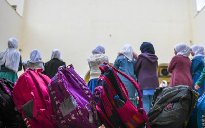 Jordan continues to support refugee education as students head back to school
