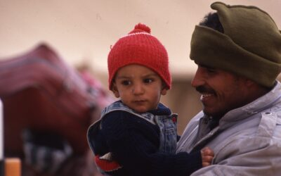 UNHCR marks 30 years of protecting refugees in Jordan