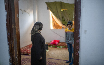 Cash assistance and refugee solidarity help the most vulnerable refugees cope with exacerbated challenges