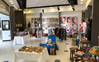 UNHCR Jordan launches Mother's Day shop to support refugees