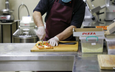 Pizza provides purpose for Iraqi Refugees in Jordan