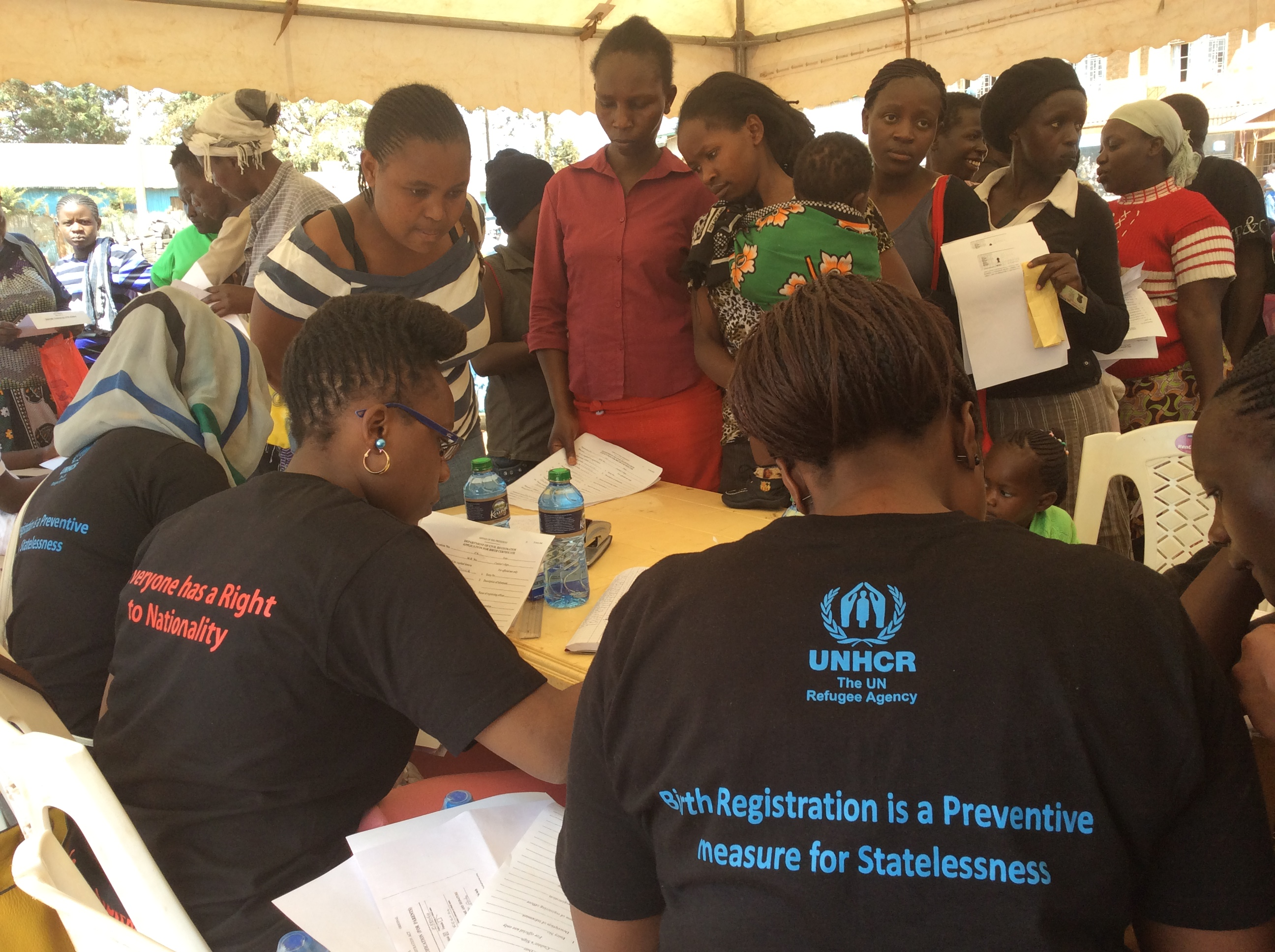 Birth Registration: The First Step in Ending Statelessness