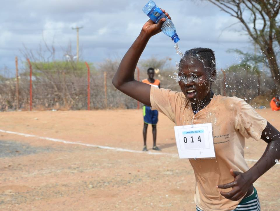 Peace Race Showcases Athletic Talent in Dadaab and Kakuma Refugee Camps