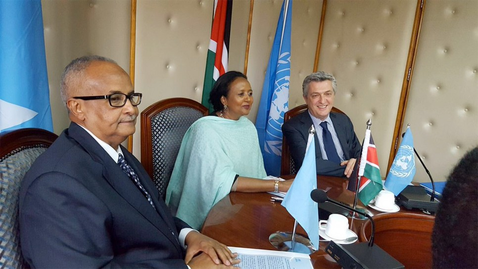 Joint Communiqué: Ministerial Tripartite Commission for the Voluntary Repatriation of Somali Refugees from Kenya to Somalia