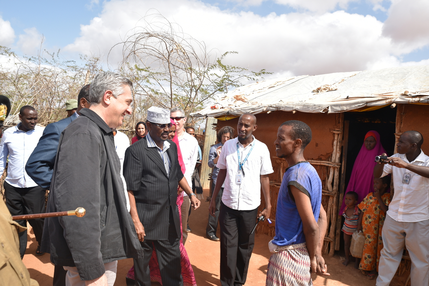 In Kenya, UNHCR Chief Assured Return of Refugees will not Contravene International Obligations