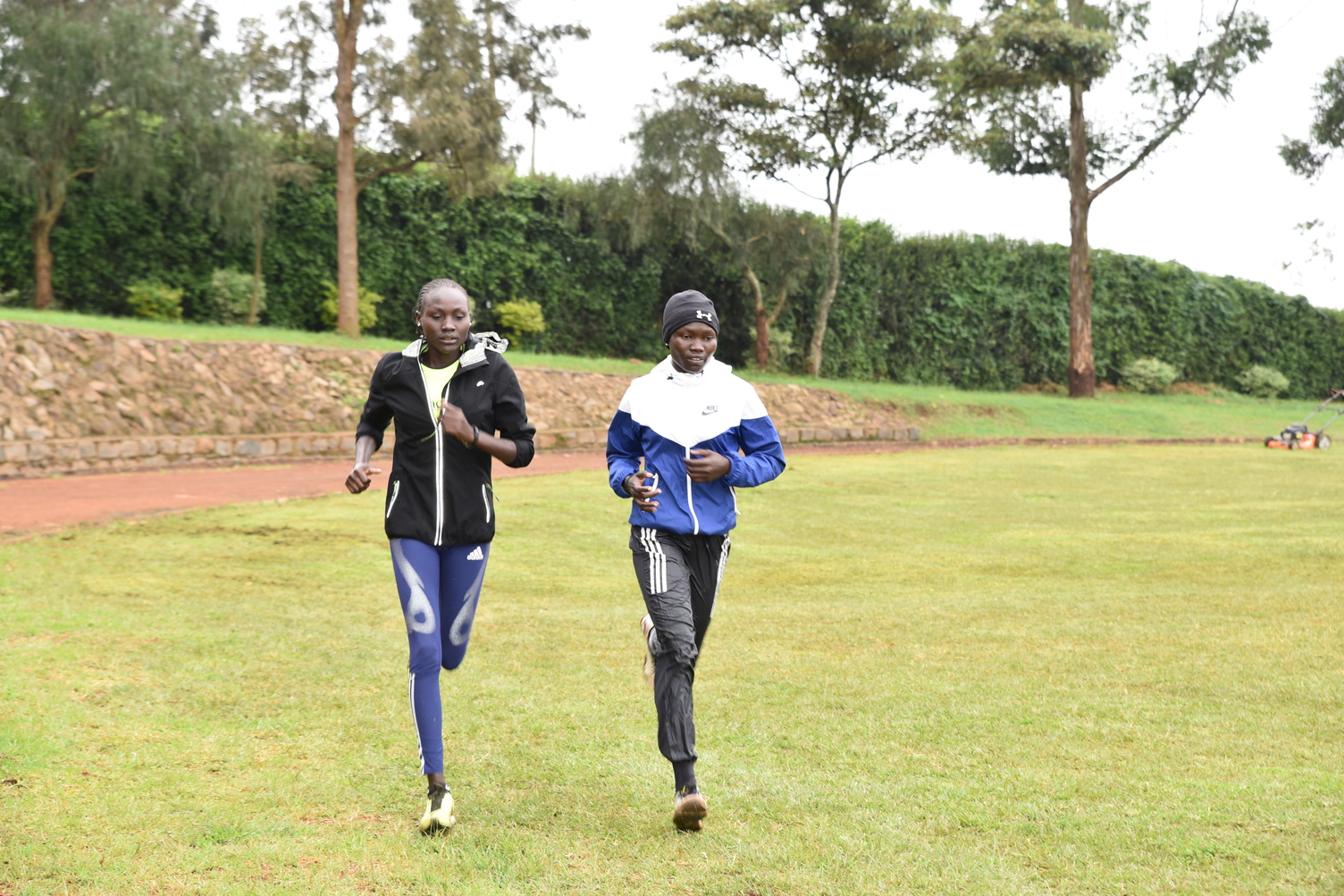 Five Refugees from Kenya Camps make the Refugee Olympics Team