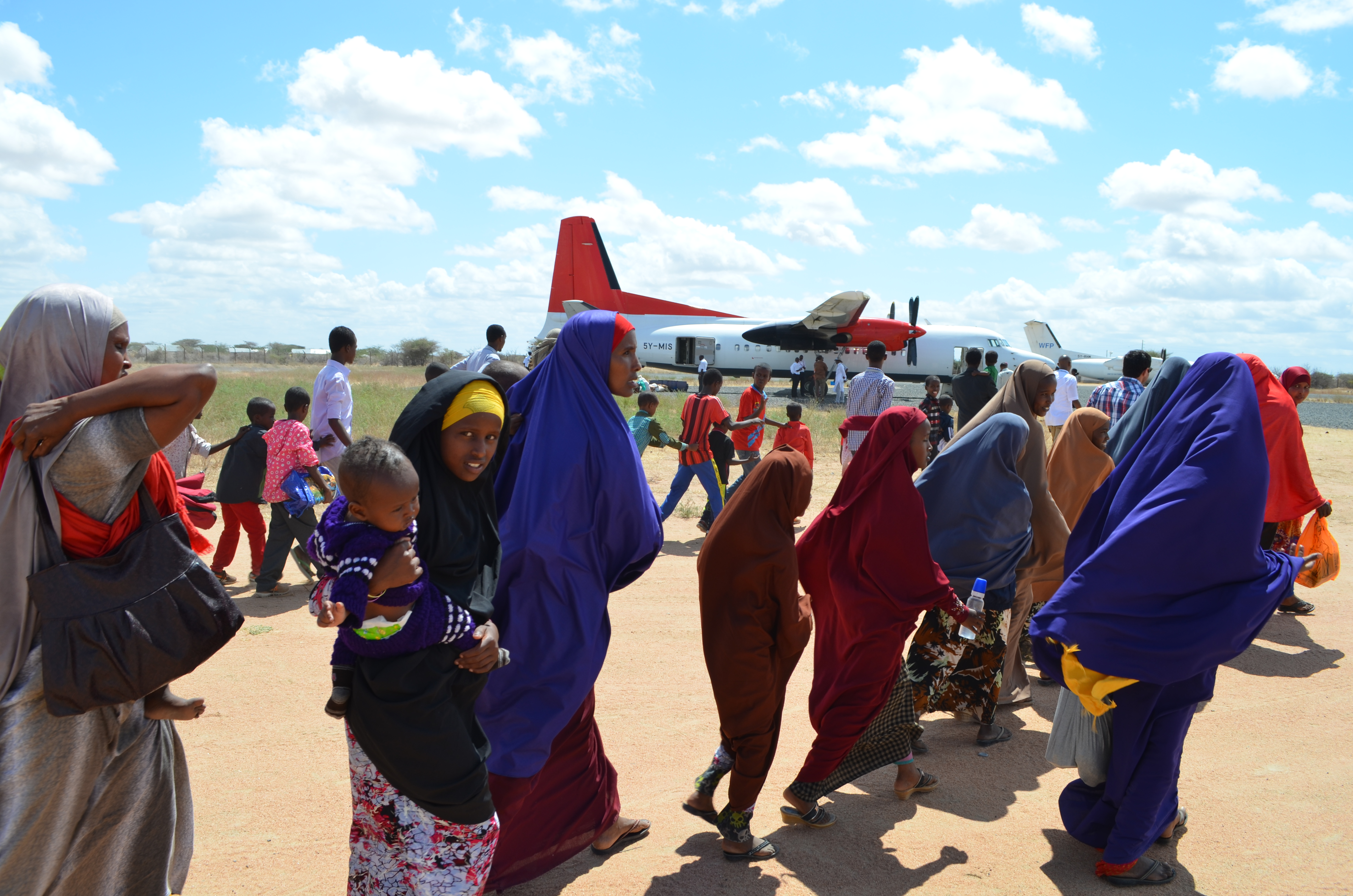 UNHCR appeals for additional $115 million for voluntary return, reintegration of Somali refugees from Dadaab camp