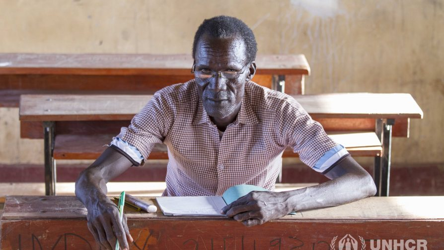 Hope for Over-age Learners through UNHCR's Accelerated Learning Programme