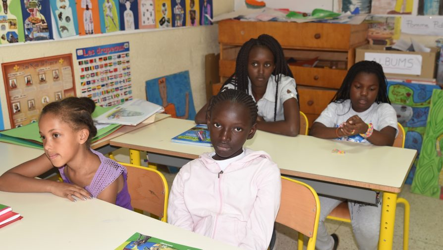 Francophone Students from Kakuma benefit from a Learning Programme