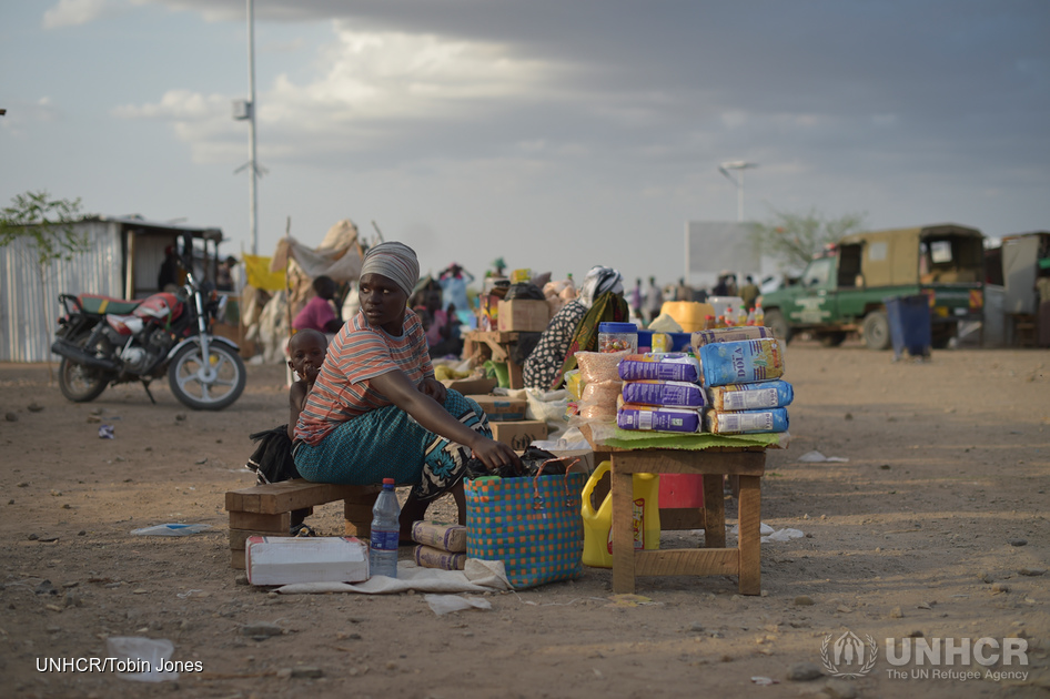 Kenya. Daily life in Kakuma Refugee Camp and Kalobeyei Settlement