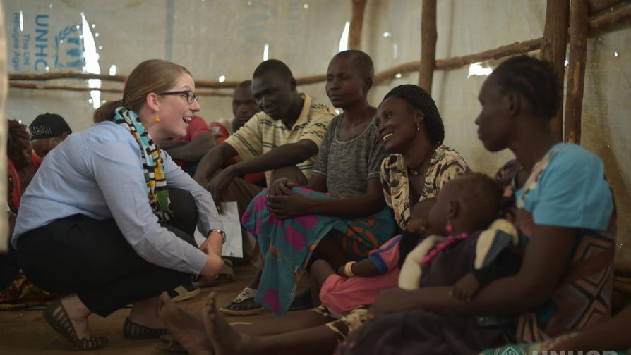Australian mission visits Kakuma camp and Kalobeyei Settlement