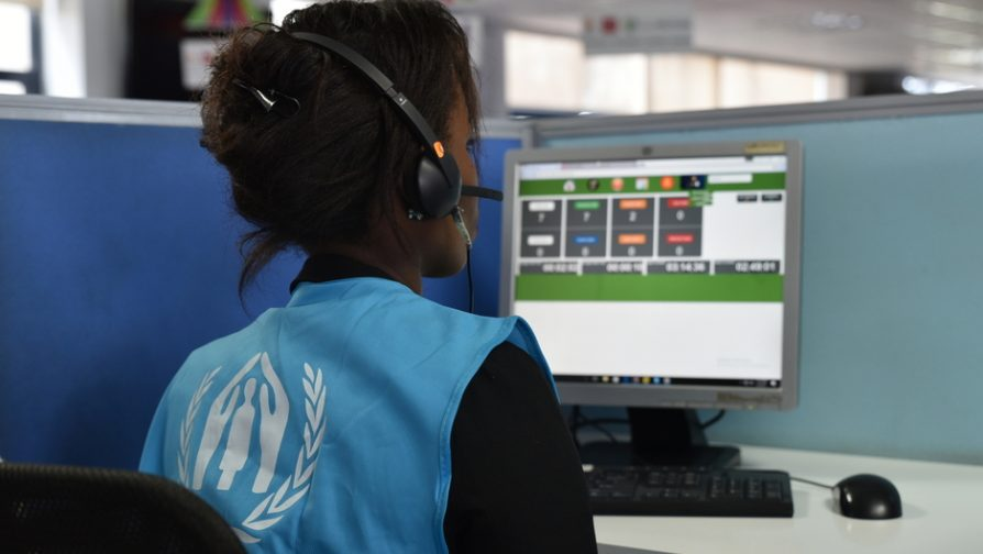 UNHCR Brings Services Closer to Refugees Through Innovation
