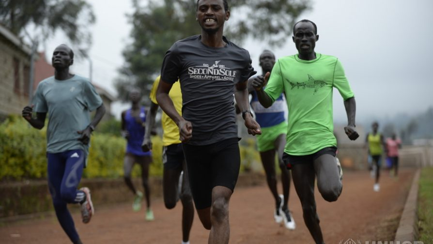 Ethiopian Athlete From Kakuma Refugee Camp Finds Hope in Running