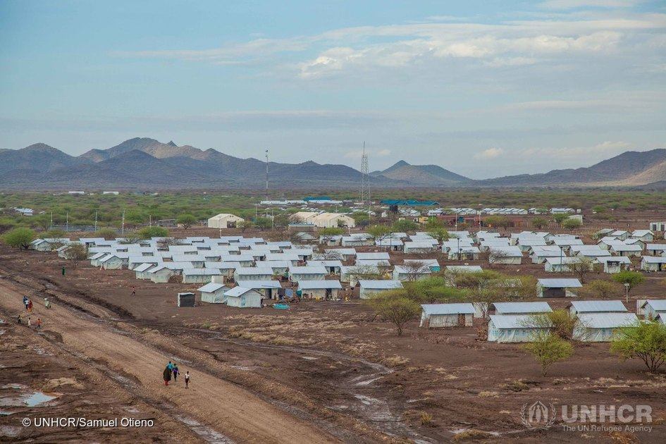 Kenya. Refugee - Host integration