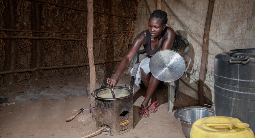 Innovation: Smart Clean Cook Stove Transforming Lives in Kakuma