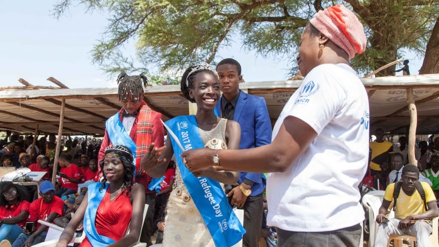 New Mr. and Miss World Refugee Day Crowned in Kakuma Refugee Camp