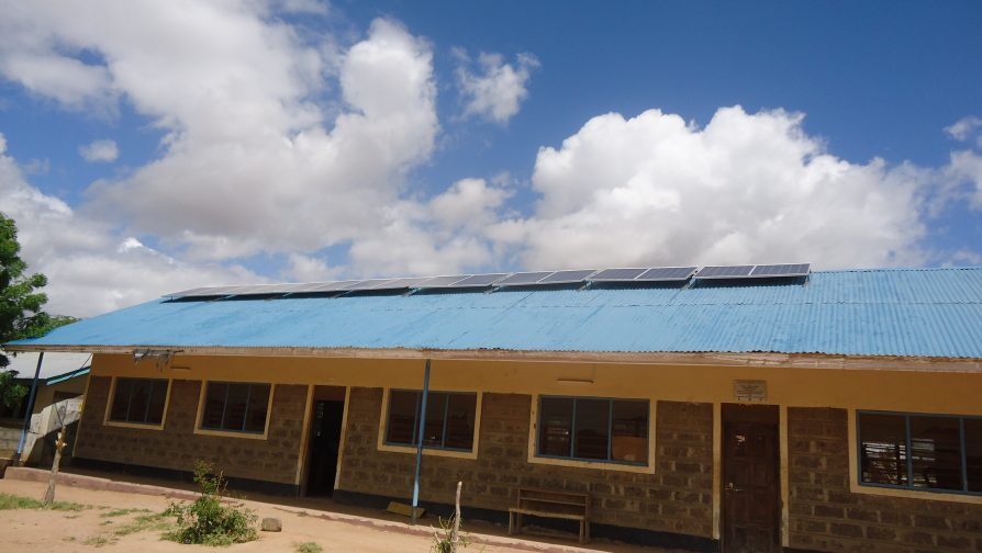 Solar Energy Boosts Learning in Refugee Camp